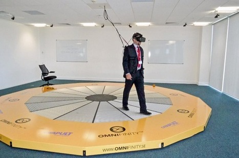 TSC Announces Opening of Virtual Reality Lab for Improving Transport Network - VRFocus | cool stuff from research | Scoop.it