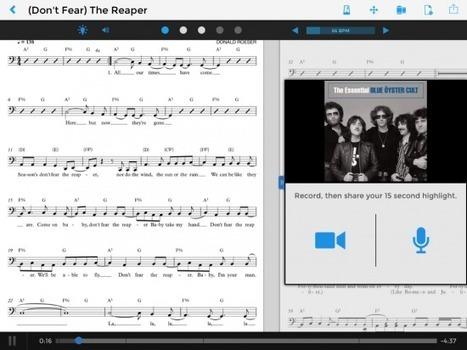 Chromatik - Have Fun Learning New Music - iPad Apps for School | iPad in de lerarenopleiding VIVES - campus Brugge | Scoop.it