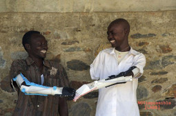 3D Printed Prosthetics for Sudanese Amputees — Initiated by Project Daniel - 3D Printing Industry   3D Printing   Scoop.it