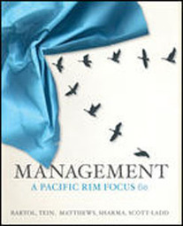 Test Bank For » Test Bank for Management A Pacific Rim Focus, 6th Edition : Bartol Download | Management Test Bank | Scoop.it