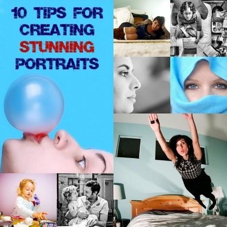 10 Ways to Take Stunning Portraits - Digital Photography School | MULTILINGUAL EDUCATION | Scoop.it