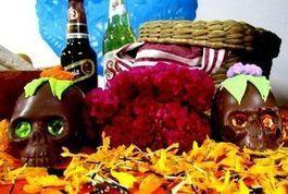 Aprende a poner un altar del Día de Muertos [video] - Milenio.com | Dia de los muertos | Scoop.it