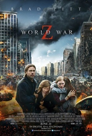 A Sequel to World War Z Is Confirmed | Mis muvis | Scoop.it