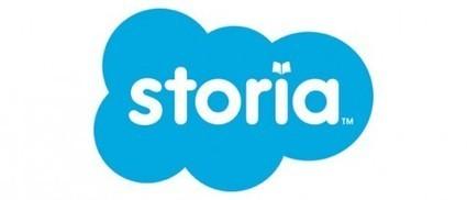 Storia, nouvelle plateforme d'ebooks pour enfants | Les Enfants et la Lecture | Scoop.it