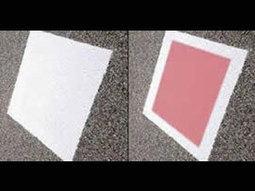 Marcas viales que cambian de color con la temperatura | Seguridad Vial | Scoop.it