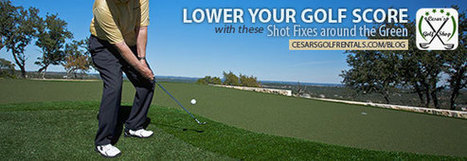 Golf Shot Fixes around the green | Golf News and Reviews | Scoop.it
