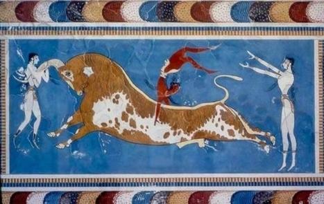 Las antiguas civilizaciones del mar Egeo tuvieron una gran influencia en el mundo bíblico | Arqueología, Historia Antigua y Medieval - Archeology, Ancient and Medieval History byTerrae Antiqvae | Scoop.it