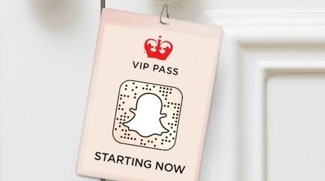 The art of FOMO: Inside Rimmel London's Snapchat strategy - Digiday   Digital Disruptors   Scoop.it