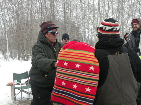Honoring a brother by David Manuel on Capture Minnesota - STOP #enbridge #idlenomore | oilsands | Scoop.it