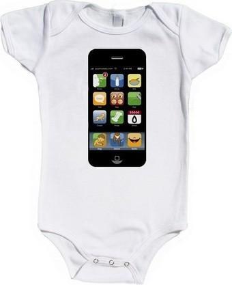 Apple vend plus d'iPhones par jour que ne naissent de bébés dans le monde | Web Marketing Magazine | Scoop.it