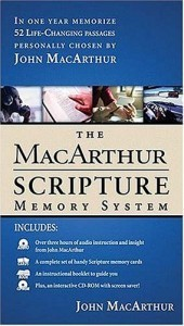 The MacArthur Scripture Memory System | | Bible Technology | Scoop.it