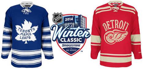 HBO's '24/7 Red Wings/Maple Leafs' debuts December 14, 2013   economie   Scoop.it