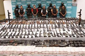 The political economy of Mexico's drug war   International Socialist Review   PERSIA North America   Scoop.it