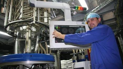 Economie au May-sur-Evre. Palamy, l'entreprise qui emballe vos aliments | Brioche Pasquier | Scoop.it