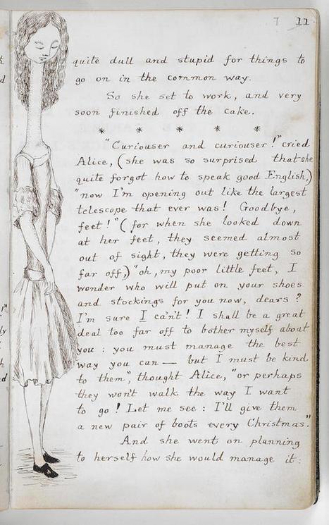 10 Everyday Phrases 'Alice's Adventures in Wonderland' Made Popular | Language lovers | Scoop.it