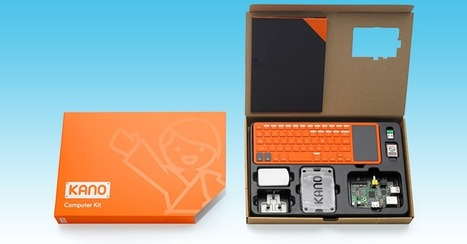 Kano Computer Kit Lets Anyone Build a PC From Scratch [VIDEO] | On education | Scoop.it