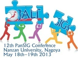 JALT Pan-SIG 2013 @ Nanzan University in Nagoya: May 18-19 | JALT | Scoop.it