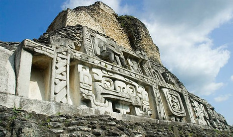 Mayan Pyramid Bulldozed for Road Construction | DesignBuild News | Scoop.it