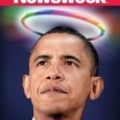 Obama Is First Gay President, Says Newsweek | QUEER NEWS FROM THE ZION CURTAIN | Scoop.it