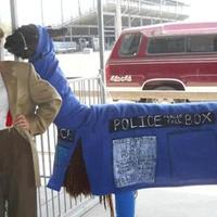This is the weirdest TARDIS cosplay we've ever seen | Cosplay News | Scoop.it
