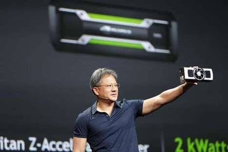 """Nvidia reveals $3000 GTX Titan Z graphics card for """"supercomputer-inspired performance""""   VIDEO GAMES   Scoop.it"""