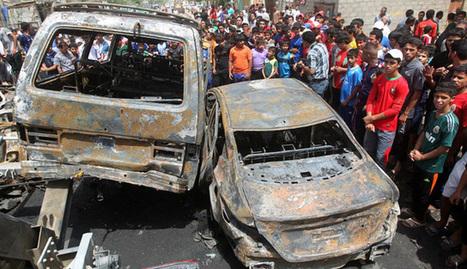 Irak'ta bombalı saldırı: 34 ölü - Ortadoğu- ntvmsnbc.com | Haber Toplantısı | Scoop.it