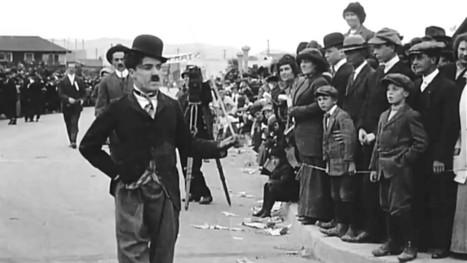 Primeiro filme de Charlie Chaplin faz 100 anos | Books, Photo, Video and Film | Scoop.it