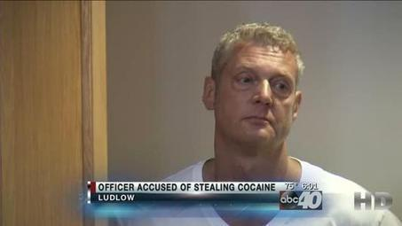 Ludlow Police Lieutenant Arrested for Drug Possession, Stealing from Evidence Room | Criminal Justice in America | Scoop.it
