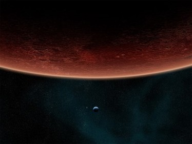 why martian microbes won't outnumber earth's | Strange days indeed... | Scoop.it