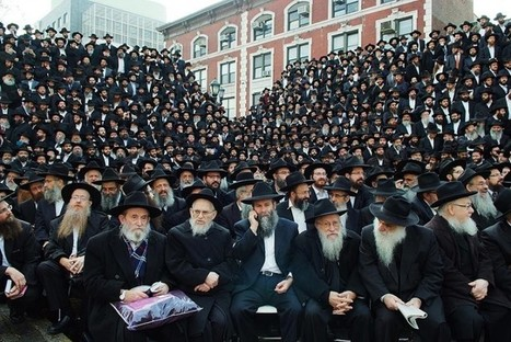Has Chabad Quietly Revolutionized the Role of Rebbetzin?   Jewish Education Around the World   Scoop.it