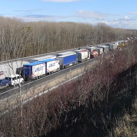 Concurrence déloyale et dumping social, les transporteurs routiers dans l'attente des décisions gouvernementales | Conformité réglementaire des fournisseurs | Scoop.it