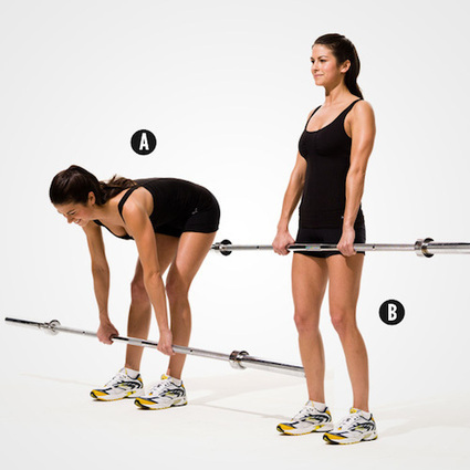 The Top 5 Exercise Moves That Never Go Out of Style | exercise | Scoop.it