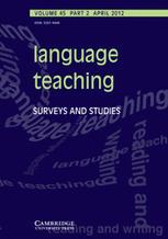 Second language acquisition, teacher education and language pedagogy | Languages in the UK | Scoop.it