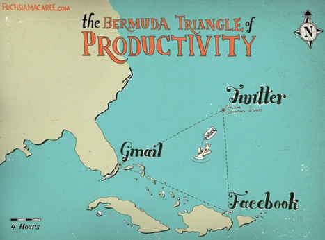 Me apetecía contarte: The Bermuda Triangle of Productivity | Advanced Productivity for Leaders | Scoop.it