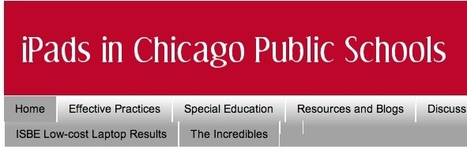 iPads in Chicago Public Schools | mLearning in Education | Scoop.it
