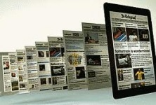 The Newspaper of the Future Will Be On A Tablet [Infographic] - Edudemic   Visual*~*Revolution   Scoop.it