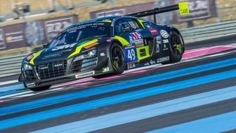 POLE POUR UNE AUDI R8LMS ULTRA AUX 24 HEURES DU PAUL RICARD | Auto , mécaniques et sport automobiles | Scoop.it