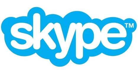 Skype 6.6 propose des actions à partir d'un lien intégré dans les messages instantanés | usages du numérique | Scoop.it
