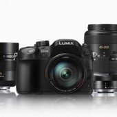 Panasonic's New 4K Camera Sports Big Sensor, Swappable Lenses   Gadget Lab   Wired.com   How To Take Better Photographs   Scoop.it
