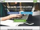 Scoop.it - 50 Similar Bookmarking Social Tools Sites and Alternatives | Flipboard | Scoop.it