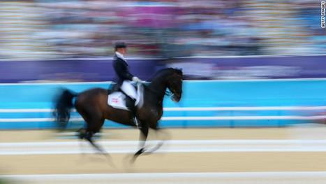 Le dressage pour les nuls : repères pour mieux comprendre les règles de l'épreuve |  CNN.com | JO 2012 - Equitation | Scoop.it