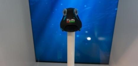 Quand la caméra 360 degrés envoie la GoPro aux oubliettes | Hightech, domotique, robotique et objets connectés sur le Net | Scoop.it