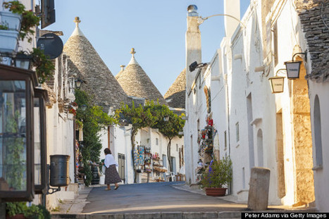 Alberobello among The Most Charming Towns In Europe You'll Want To Visit ASAP | Italia Mia | Scoop.it