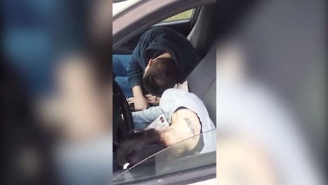 Suspect who rammed 3 Phoenix officers with car booked into jail; video of attack released | Criminology and Economic Theory | Scoop.it
