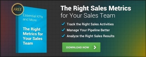 Daily Habits of a Highly Effective Sales Rep | InsightSquared | sales it | Scoop.it