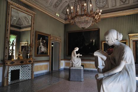 Galeria de arte moderno de Milán   Historia del Arte. Art History   Scoop.it