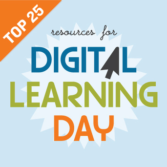 Digital Learning Day: Resource Roundup | school library issues | Scoop.it