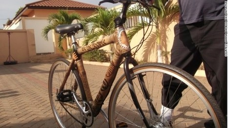 Bamboo bikes turn around fortunes for working women in Ghana | Bikes, bridges and Beer | Scoop.it