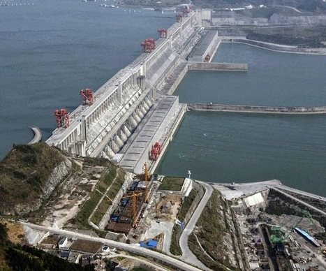 Amazing Hydroelectric Power Projects - Well Done Stuff | Cosas que me llaman la atención | Scoop.it