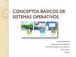 CONCEPTOS DE LOS SISTEMAS OPERATIVOS   sistemas operativos   Scoop.it